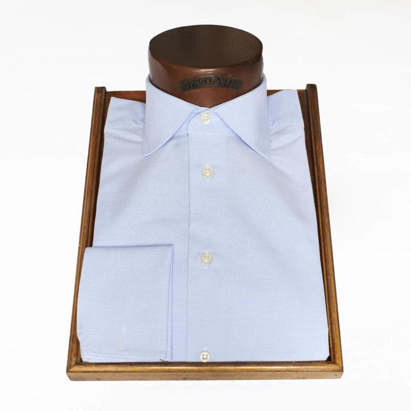 Camicia polso doppio