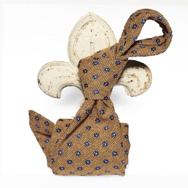 Cravatta 2 tie bourette