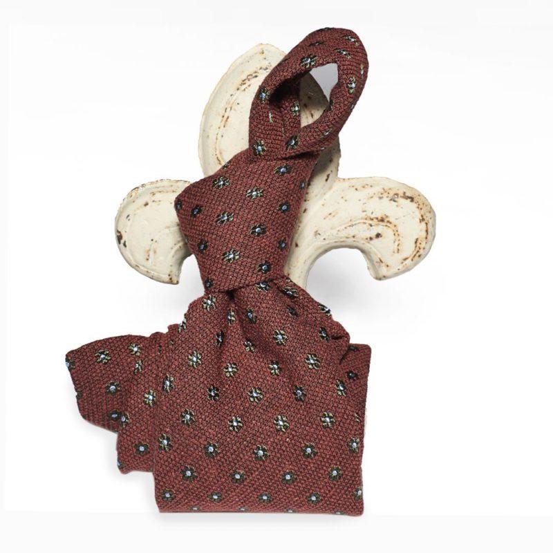 Cravatta 3 tie bourette